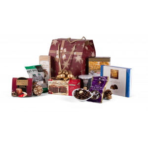 XMAS CARRY ALL GIFT HAMPER