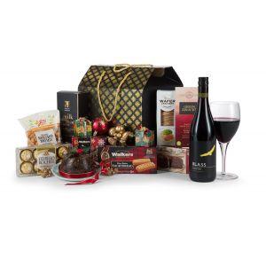 CHRISTMAS TEMPTERS GIFT HAMPER