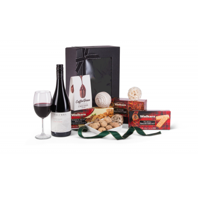 PREMIUM RED GIFT HAMPER