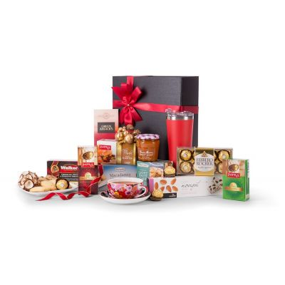 TEA TIME GIFT HAMPER