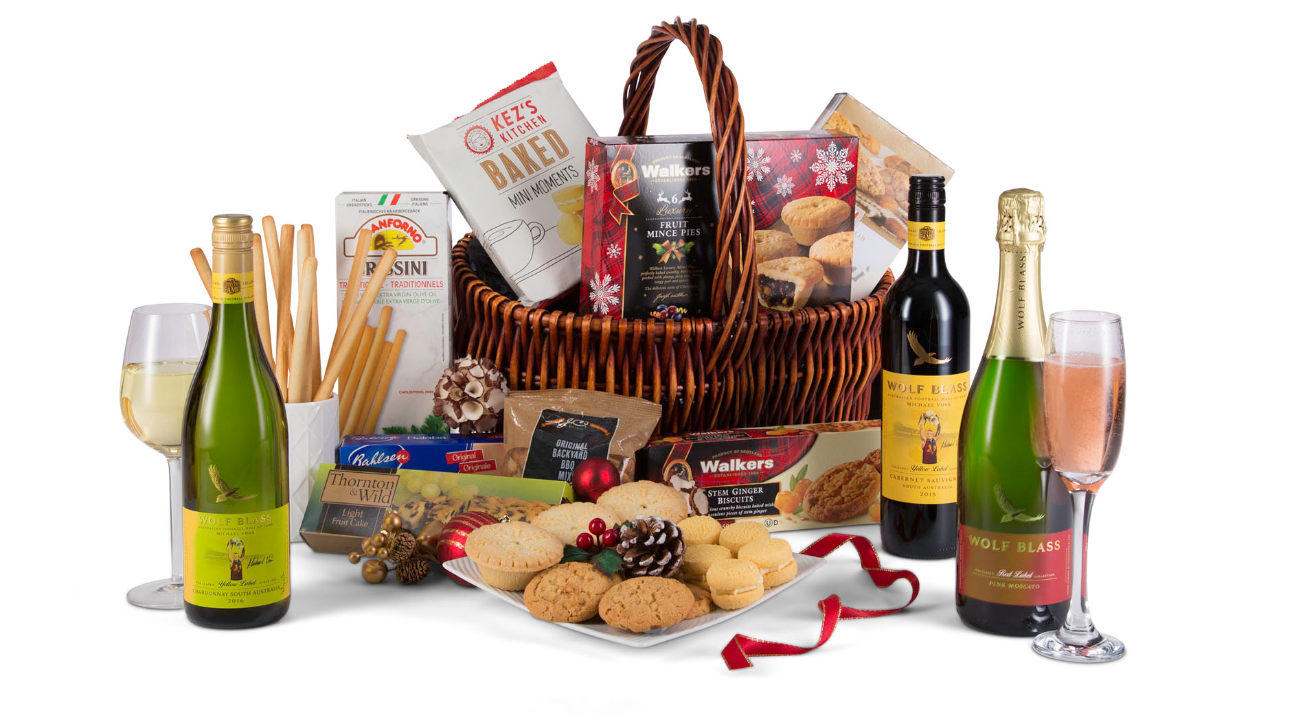 GIFT HAMPER COMPETITION