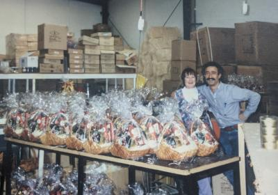 30 years of gift giving… | Interhampers